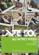 Intro Week Arts