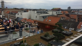 Salling Rooftop View of ARoS