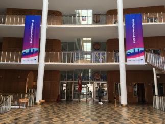 Rådhuset interior