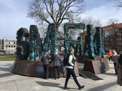 Mølleparken Fundamentalism Sculpture
