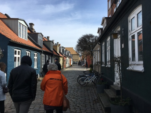 The most Instagrammed street in Aarhus